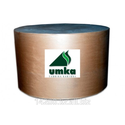 Картон макулатурный мелованный UMKA Color, плотность 230 гм2 формат 84 см