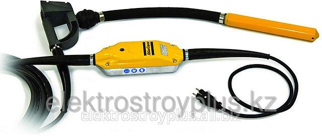 Купить Вибратор электрический высокочастотный глубинный Atlas Copco Smart-E 40 с антивибрационной рукояткой