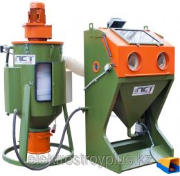 Купить Пескоструйная камера ZITREK КСО- 80 И-ФВ-М с фильтром и вентилятором