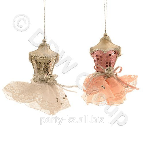 Купить Декор Платье на манекене 12x15cм 2