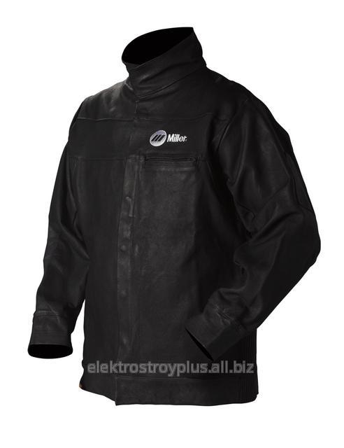 Купить Куртка кожаная WeldX