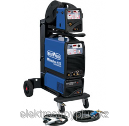 Buy Semiautomatic device welding BLUE WELD MIXPULSE-425 MIG/TIG/MMA R.A.