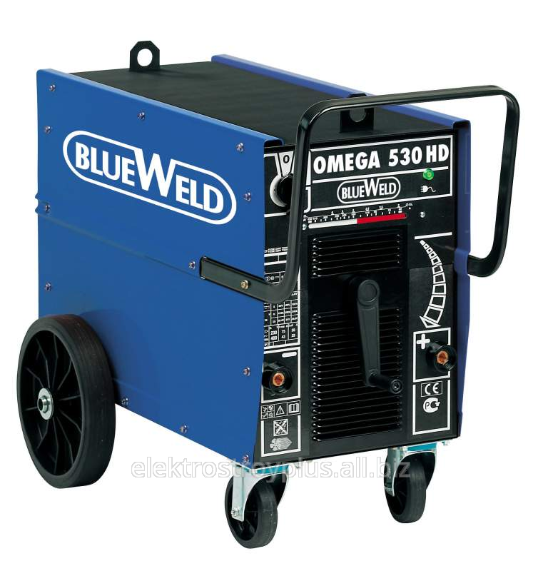 Buy Rectifier welding BLUE WELD OMEGA 530 HD