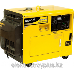Buy The unit welding KIPOR KDE 180 TW in a noise-absorbing casing