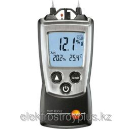 Купить Измеритель влажности древесины и стройматериалов TESTO 606-1