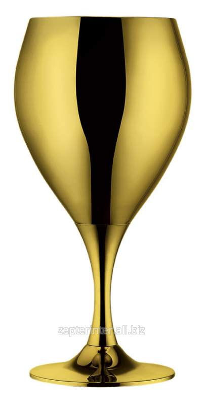 Купить Набор позолоченных бокалов для воды, 6 шт. LS-170-3-GP