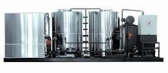 Оборудование для производства битумной эмульсии, Установки производства водно/битумных эмульсий
