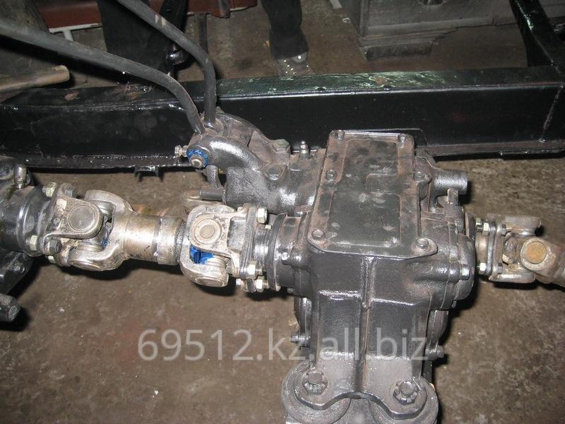 Раздаточная КПП Газ66