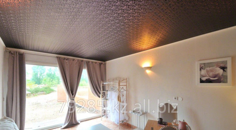 Купить Потолок натяжной тканевый