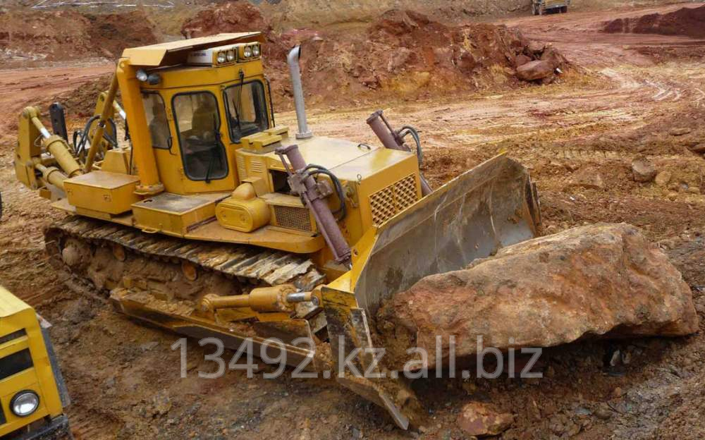 The bulldozer B10M (MT) with mechanical transmission buy in