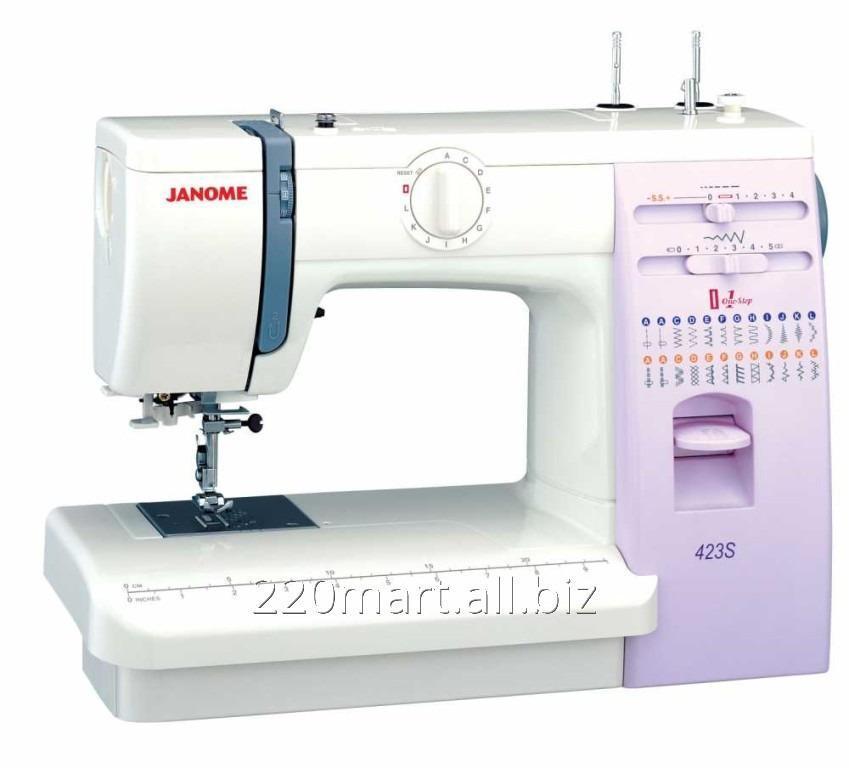 Janome 423S Швейная машина 11358