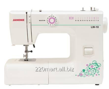 Janome LW-10 Швейная машина 28557
