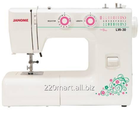 Janome LW-30 Швейная машина 28558