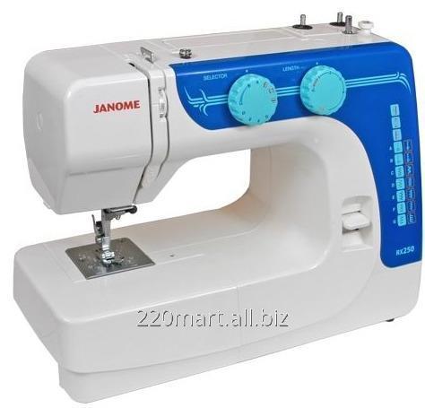 Janome RX 250 Швейная машина 28563