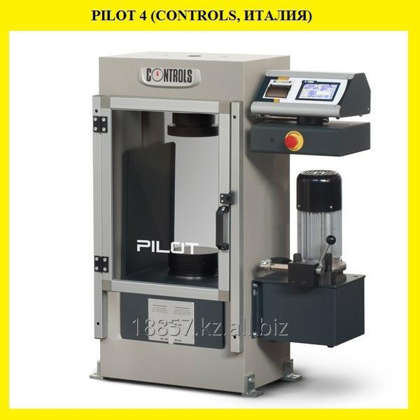 Buy Automatic test press of Pilot 4