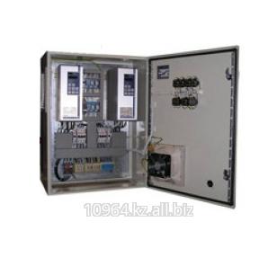 Купить Шкафы управления с релейным регулированием для насосов и вентиляторов