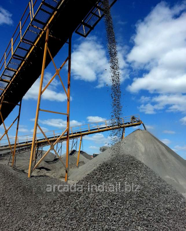 Buy Crushed stone Fraction of 20-40 mm