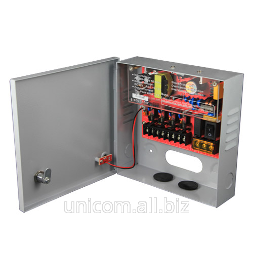 Купить Многоканальный блок питания Систем Видеонаблюдения PE1260
