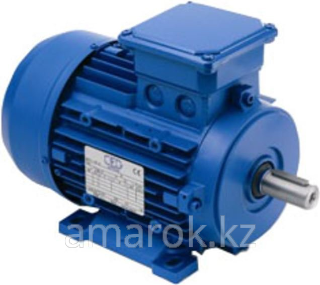 Крановый Электродвигатель (MTF, MTKF, MTH)