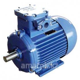Электродвигатели асинхронные взрывозащищенные низковольтные типа 1ВАО