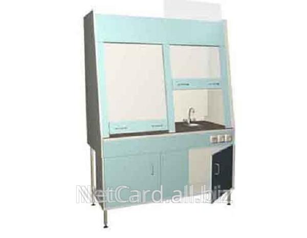 Шкаф вытяжной двухрамный НВ-1800 ШВд-У, 1800*700*1960