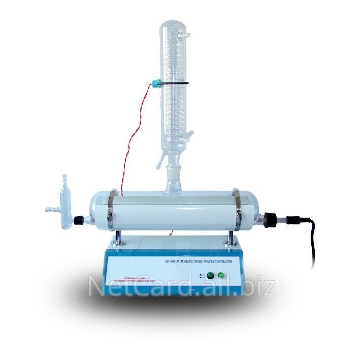Дистиллятор SZ-I стеклянный, моно-, 1,8 л/ч
