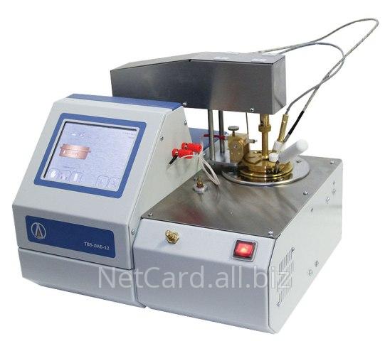 Купить Автоматический аппарат для определения температуры вспышки в закрытом тигле ТВЗ-ЛАБ-12
