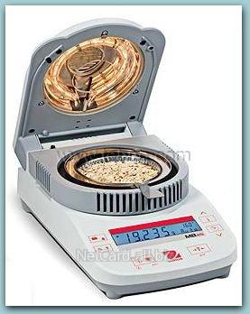 Купить Анализатор влажности Весы Ohaus МВ 25