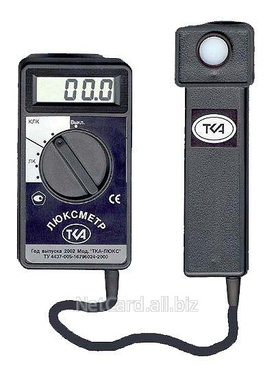 Купить Люксметр ТКА-ПКМ, модель 31