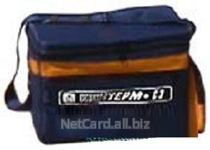 Купить Термоконтейнер-сумка С1-3, 3л, 0…+8°С, 4хладоэлемента, 340*185*27мм