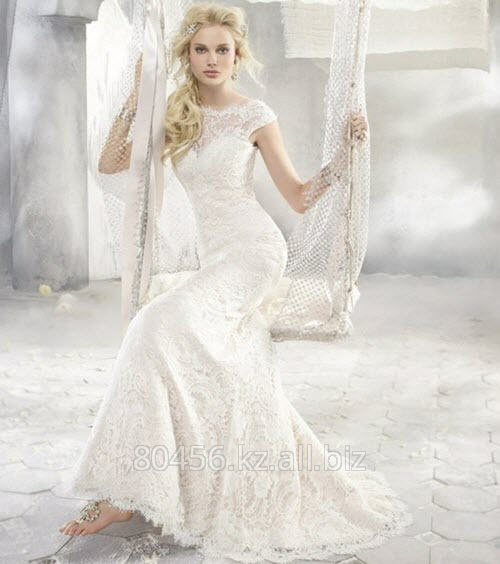 83a0aa0f93c Брендовое свадебное платье купить в Актау
