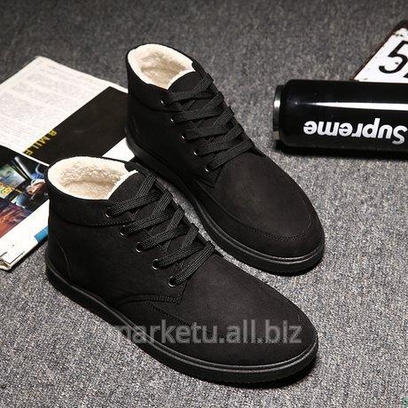обувь зима мужская цена фото ошибиться при