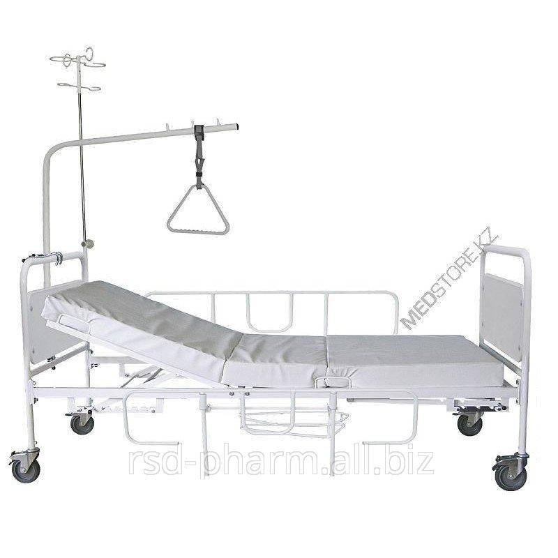 Кровать функциональная трехсекционная КФВ-2 (в комплекте)