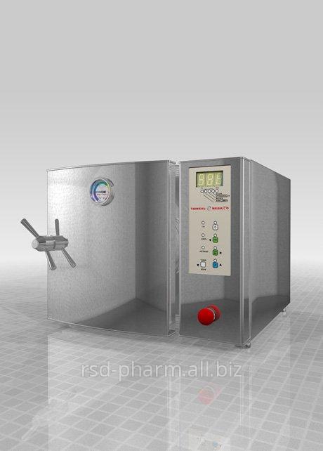 Стерилизатор паровой настольный с автоматич.управлением ГК-25