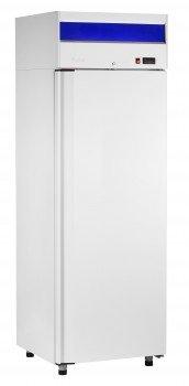 Купить Шкаф холодильный низкотемпературный ШХн-0,5 крашеный верхний агрегат