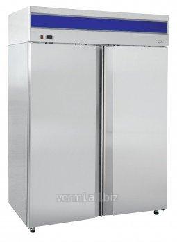 Купить Шкаф холодильный низкотемпературный ШХн-1,4-01 нержавейка верхний агрегат