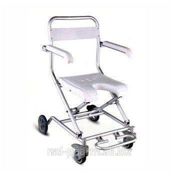 Кресло-коляска с санитарным оснащением для инвалидов Armed FS7962L