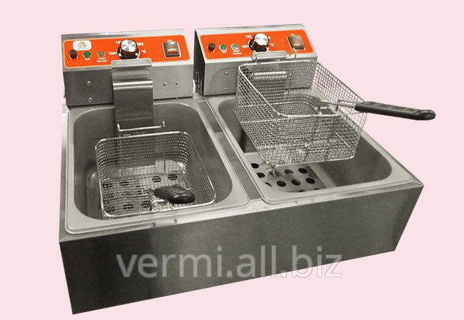 Deep fryer of F2h1/2-E of Alen