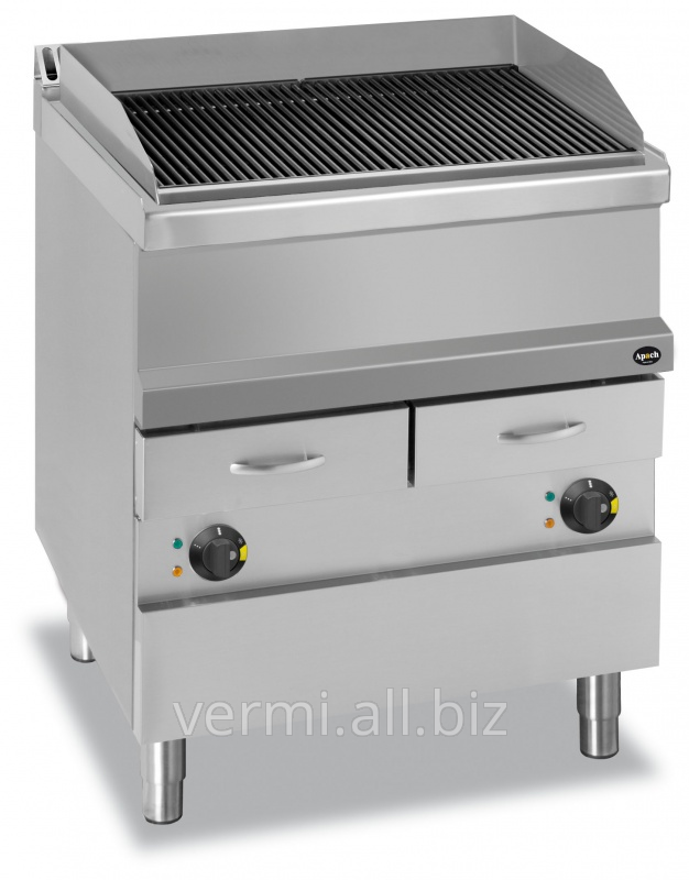 Grill water electric 700 Apach APGEW-87P Series