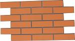 Купить Фасадная панель стеновая персик