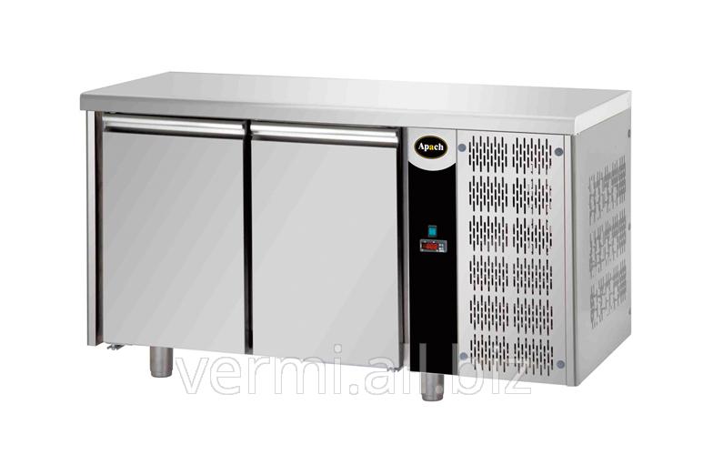Купить Стол холодильный 2-х дверный Apach AFM02 Без борта Код: 1409250