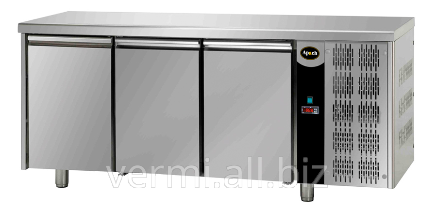 Buy Table refrigerating 3-door Apach AFM03 Without board the Code: 1409150