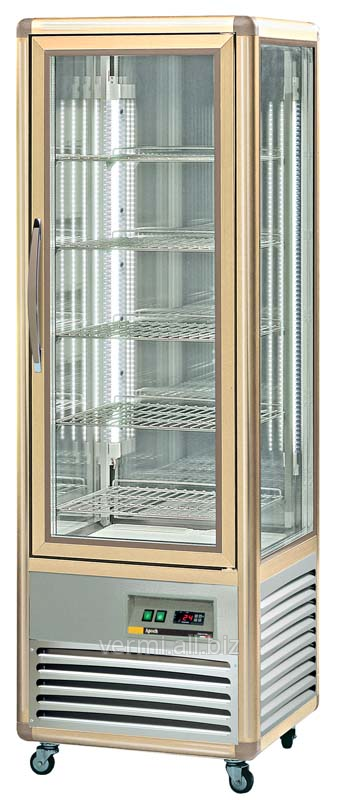 Buy Case show-window confectionery Apach AVP350G Snelle bronze Code: 1500250