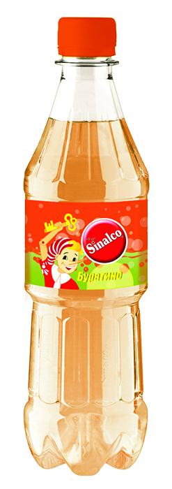 Купить Безалкогольный напиток Sinalco Буратино 0,5 л