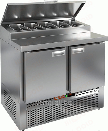 Buy The table cooled for Hicold PZE1-11/GN 1/3H pizza