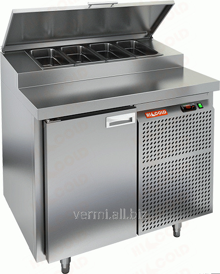 Buy The table cooled for Hicold PZ1-1/GN 1/3H pizza