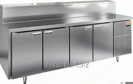 Купить Стол холодильный для пиццы Hicold PZ2-1111/GN 1/6H