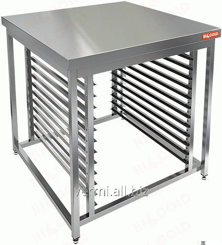 Buy Support corrosion-proof baking plate parokonvektomat Hicold NPPK-9/9/9
