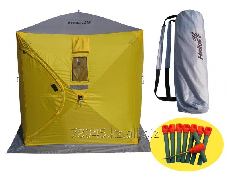 Купить Палатка зимняя куб Helios 1,5х1,5