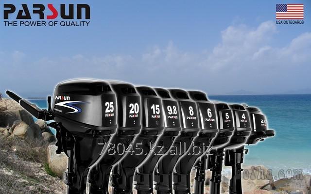 Купить Лодочные моторы Parsun